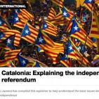 Les 'preguntes b�siques' del proc�s catal�, respostes per al-Jazeera