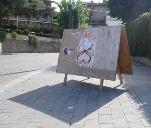 Sant Pere de Torell� ja desobeeix el Constitucional