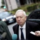 Margallo considera 'extraordin�ria-<br/>ment perilloses' les manifestacions pel 9-N