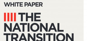Government publishes the White Paper on Catalonia's National Transition English version
