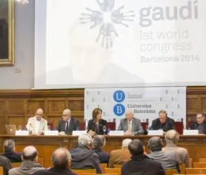 Barcelona hosts the first Gaud� World Congress