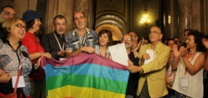 Catalan Parliament approves one of the world's most pioneering laws against homophobia