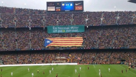 FC Barcelona joins Catalonia's National Alliance for Self-determination