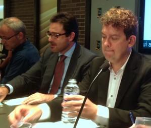 David Mad�: 'Els que canten les absoltes a Mas, que s'ho pensin dues vegades'