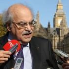 Mas-Colell al parlament brit�nic: 'El 9-N ser� una celebraci� de la democr�cia, per� en abs�ncia de democr�cia'