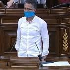 [V�DEO] Errekondo canta Eskorbuto a la tribuna d'oradors del congr�s espanyol