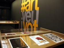 L'exposici� 'ArtVeuiVot' reuneix vuitanta artistes catalans en favor del dret de decidir