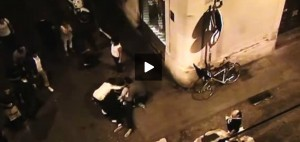 Un ucra�n�s, malferit en una baralla pol�tica