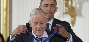 S'ha mort Ben Bradlee, el director del Washington Post que va destapar el cas Watergate