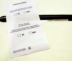Les urnes del 9-N arribaran pr�cticament a tot Catalunya