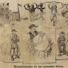 La Patum de Berga va exhibir-se a Barcelona l'any 1880?