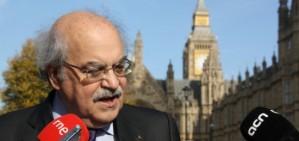 Mas-Colell al parlament brit�nic: 'El 9-N ser� una celebraci� de la democr�cia, per� en la seva abs�ncia'
