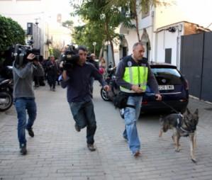 Oleguer Pujol, encausat i en llibertat despr�s de l'escorcoll