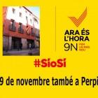 La Casa de la Generalitat de Perpiny� podria tenir urna el 9-N
