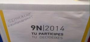 L'ANC d'Andorra escalfa motors de cara al 9-N amb una consulta simb�lica