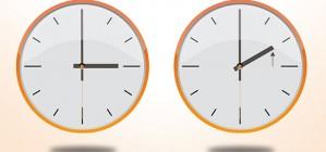 Atenci� amb el canvi d'hora