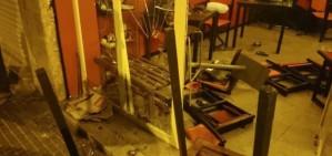 Un grup d'ultres espanyolistes ataca el casal popular Voltor Negre de Palma