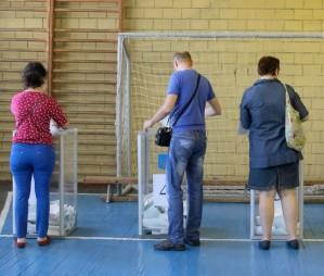 Eleccions anticipades a Ucra�na amb la crisi russa de rerefons