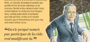 Avan� editorial: 'L'home pla' de Carles Zafon