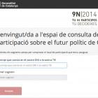 On votar el 9-N: llista dels col�legis i punts de participaci�
