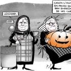 Castanyada o Halloween?