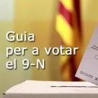 Guia per a votar el 9-N