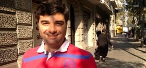 Jordi Cuesta: 'Entro a l'independentisme per identitat, i m'ha conven�ut l'economia'