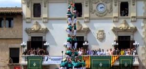 Els Castellers de Vilafranca volen tancar la temporada descarregant el tres de deu