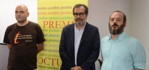 Un assaig sobre la crisi del periodisme en l'era de Twitter, d'Albert S�ez, marca els Premis Octubre 2014