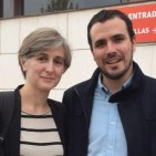ICV avala Alberto Garz�n per liderar una nova etapa a Izquierda Unida