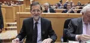 El senat a Barcelona, carta amagada de Rajoy segons Bloomberg