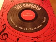 Jordi Bianciotto fa la dissecció de les 501 cançons que has d'escoltar abans de morir-te