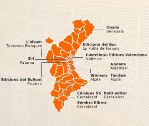 Mapar les editorials del Pa�s Valenci�