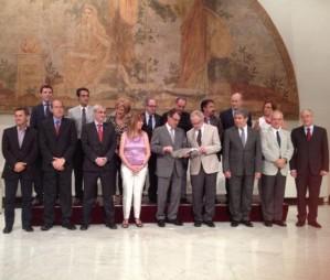 La proposta de Mas, els membres del CATN i la llista