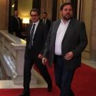 Junqueras demana a Mas que correspongui als gests d'ERC convocant eleccions