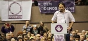 Pablo Iglesias no respon la CUP i ataca David Fern�ndez