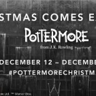 JK Rowling publica durant dotze dies continguts nous de l'univers 'Harry Potter'