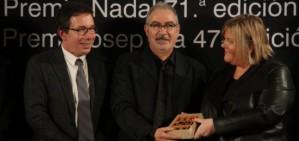Andreu Carranza guanya el Josep Pla amb una novel�la sobre Verdaguer