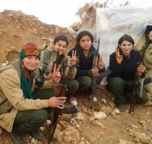 Els kurds fan fora l'Estat Isl�mic de Kobane