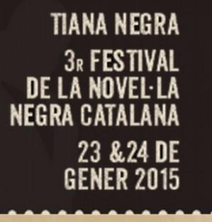 Descobrim el gust 'm�s negre' d'alguns autors de Tiana Negra 2015