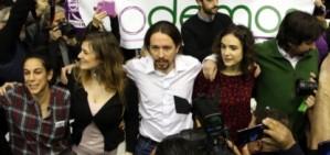 Els noms dels candidats de Podem a les secretaries generals del pa�s