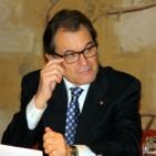 Artur Mas demana de compar�ixer a la comissi� sobre el cas Pujol