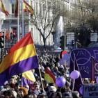 Streaming de la marxa de Podemos a Madrid