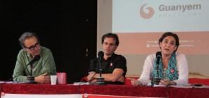 ICV i EUiA aproven confluir amb Guanyem, Podem i Proc�s Constituent a Barcelona