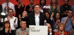 Ximo Puig: 'El que trenca Espanya �s la desigualtat'